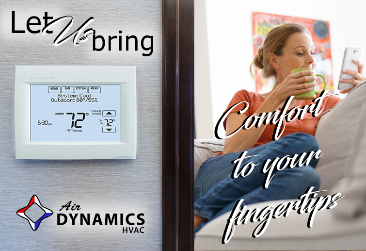 Air Dynamics HVAC | Greater Philadelphia HVAC Services | Smart Thermostats