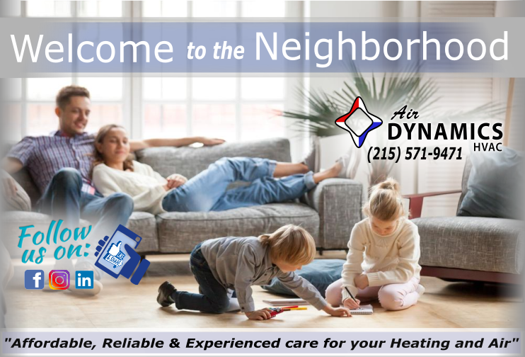 Air Dynamics HVAC | Discounts & Special Offers | Welcome