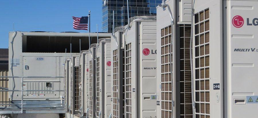 AirDynamics HVAC | LG Multi V VRF System