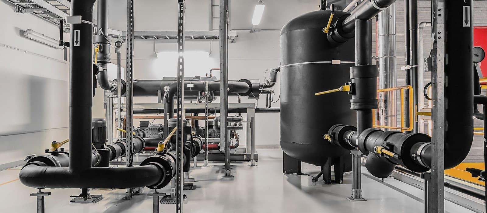 Air Dynamics | Commercial Boiler Chiller