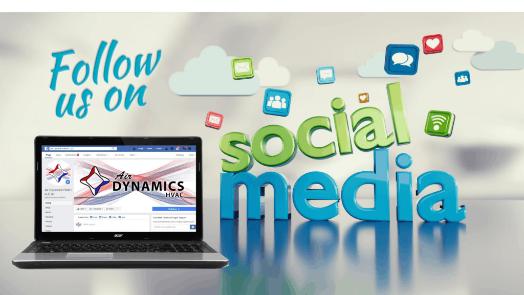 Air Dynamics HVAC | Social Media