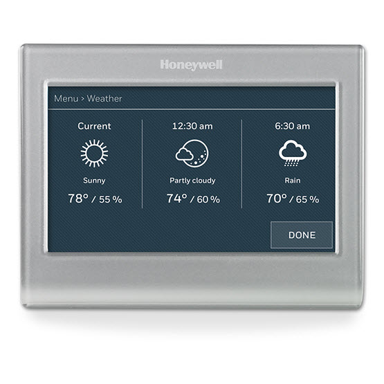 Air Dynamics | HVAC | Heating & Air Conditioning | Honeywell thermostat
